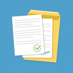 перевод стандартных документов