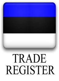 перевод выписки с торгового регистра Эстонии