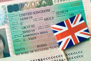 Перевод документов для британской визы