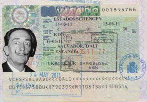 перевод документов для посольства Испании