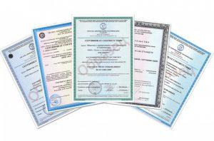 Перевод сертификата соответствия (качества)